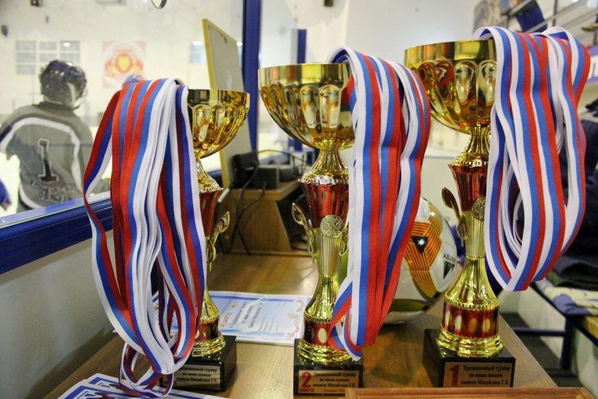В Ульяновске прошёл турнир среди юных хоккеистов, фото-4