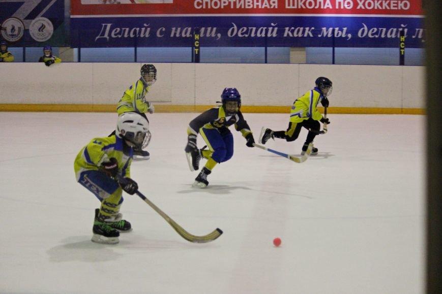В Ульяновске прошёл турнир среди юных хоккеистов, фото-3