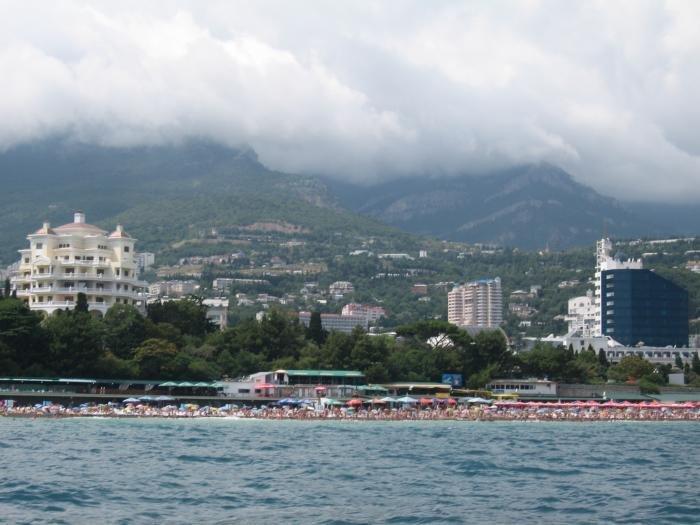 Приморский пляж – «благоустройство» по беспределу, фото-1