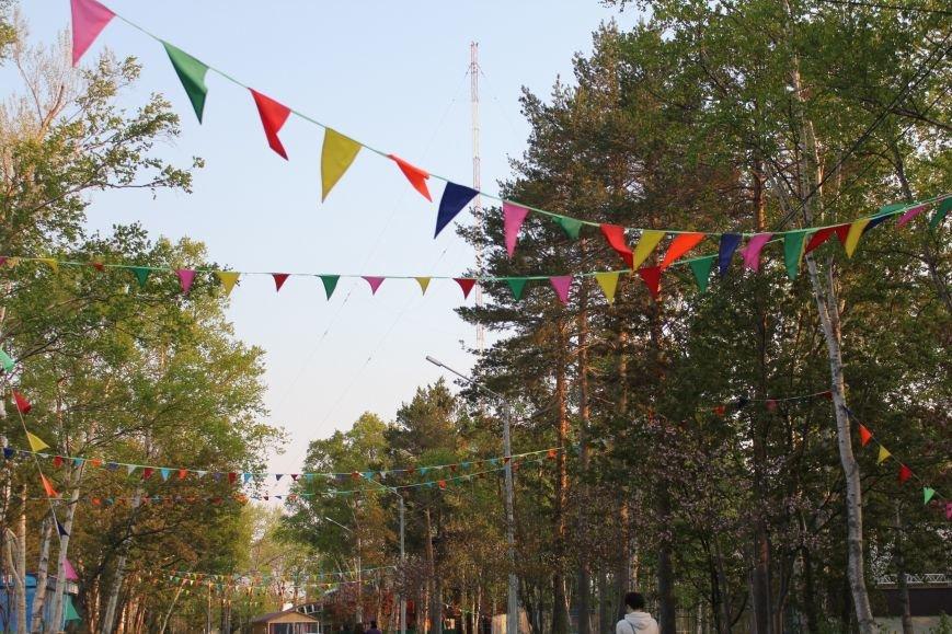 Прогулки по Южному продолжаются. День цветущей сакуры, фото-8