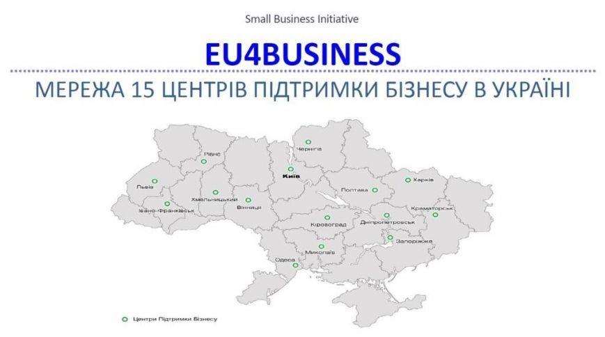Евросоюз и ЕБРР откроют в Чернигове Центр поддержки бизнеса, фото-1