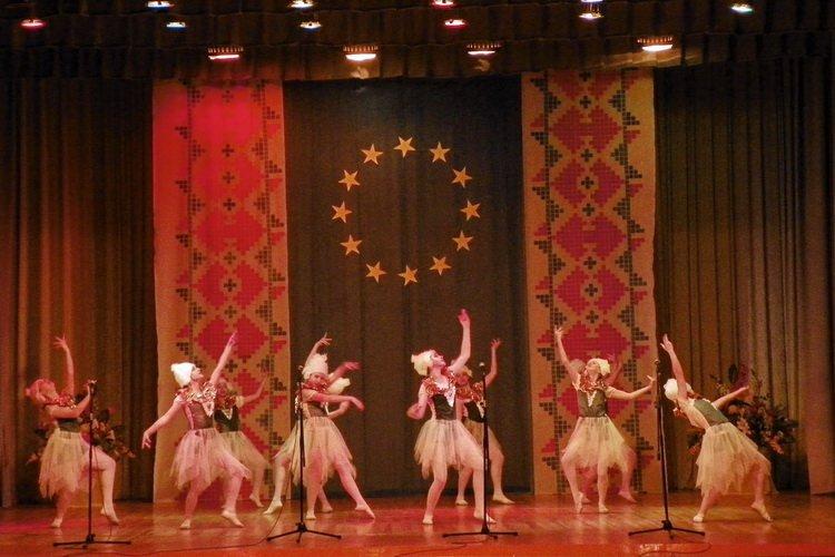 В Краматорске прошел концерт Украина – сердце Европы, фото-2