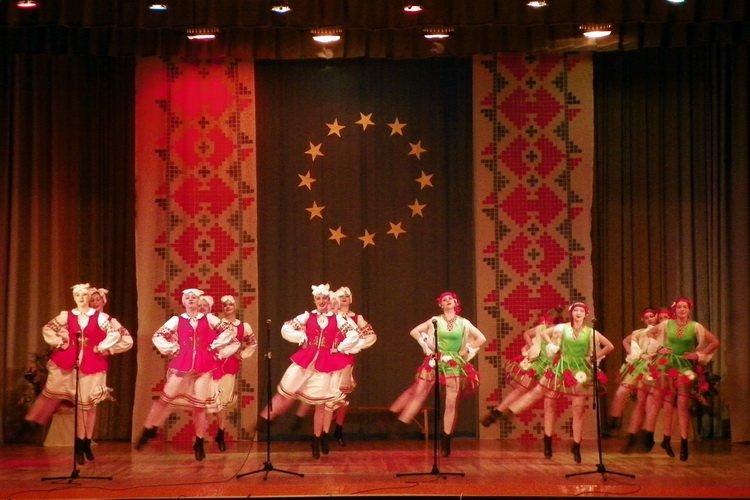 В Краматорске прошел концерт Украина – сердце Европы, фото-1