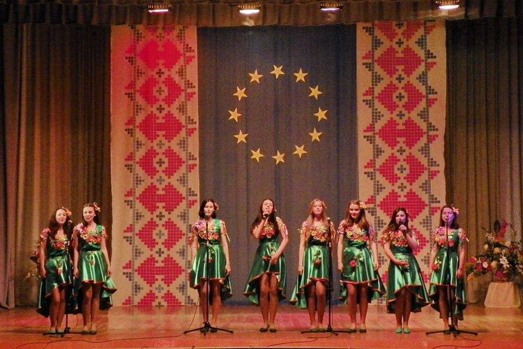 В Краматорске прошел концерт Украина – сердце Европы, фото-3