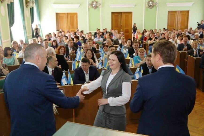 В Херсоне наградили волонтеров, фото-2