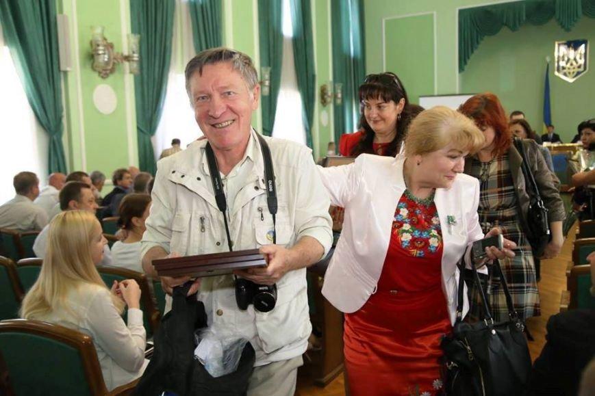 В Херсоне наградили волонтеров, фото-3