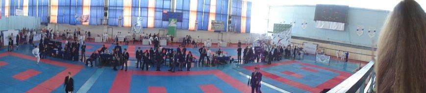 Ребята из Бердянского клуба каратэ «Дзаншин» выступили на международном турнире в Киеве, фото-1