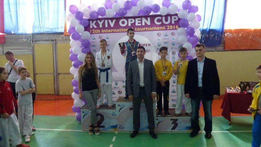 Ребята из Бердянского клуба каратэ «Дзаншин» выступили на международном турнире в Киеве, фото-7