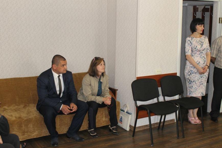 Открытие Центра местной активности в городе Белицкое, фото-17