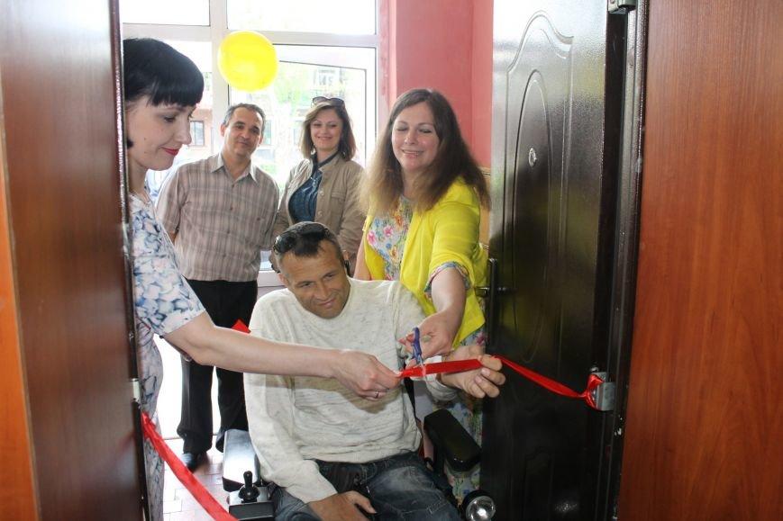 Открытие Центра местной активности в городе Белицкое, фото-12