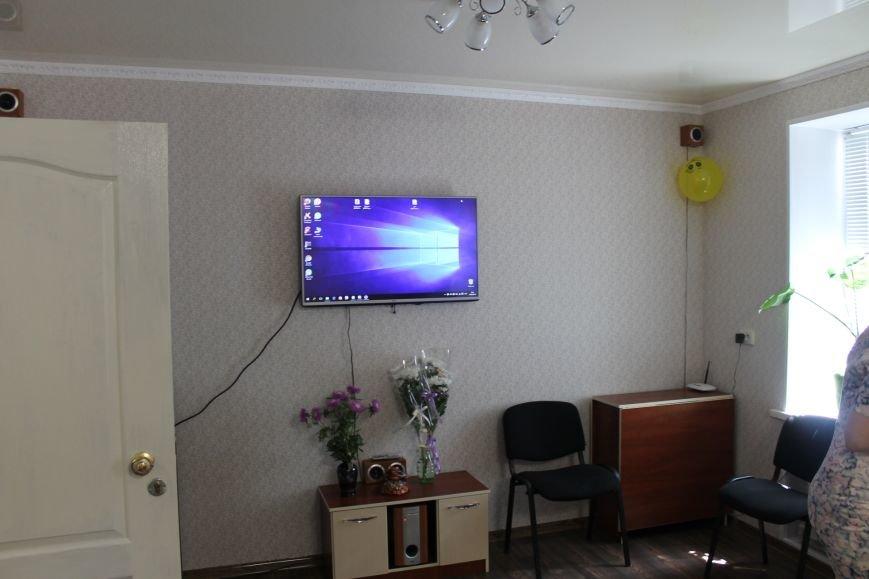 Открытие Центра местной активности в городе Белицкое, фото-5