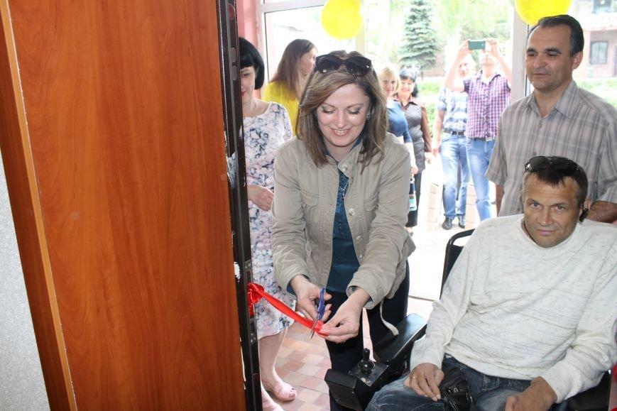 Открытие Центра местной активности в городе Белицкое, фото-15