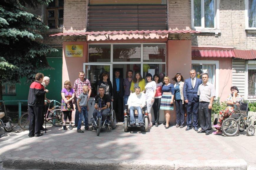 Открытие Центра местной активности в городе Белицкое, фото-9