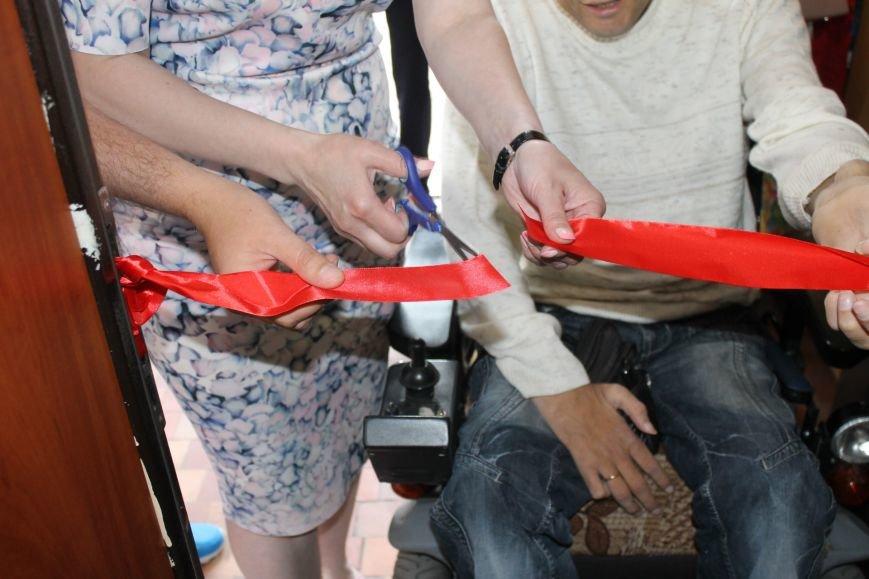 Открытие Центра местной активности в городе Белицкое, фото-11