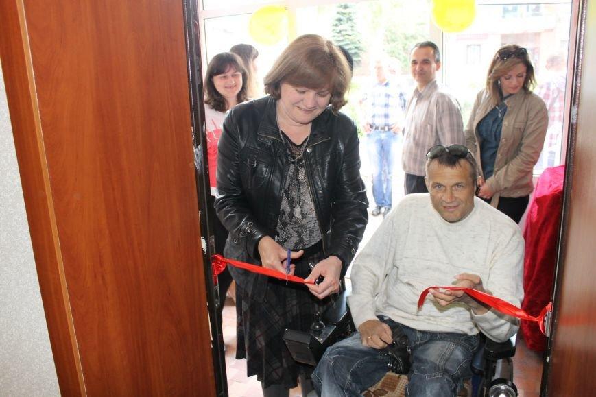 Открытие Центра местной активности в городе Белицкое, фото-13