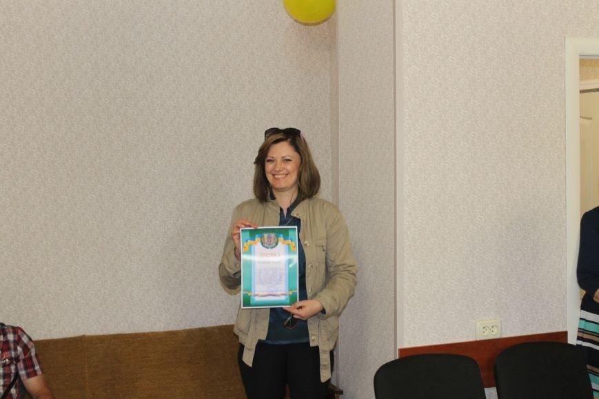 Открытие Центра местной активности в городе Белицкое, фото-19