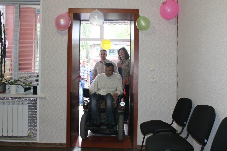 Открытие Центра местной активности в городе Белицкое, фото-14