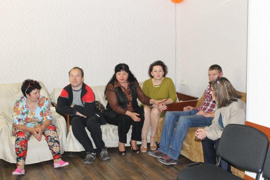 Открытие Центра местной активности в городе Белицкое, фото-20