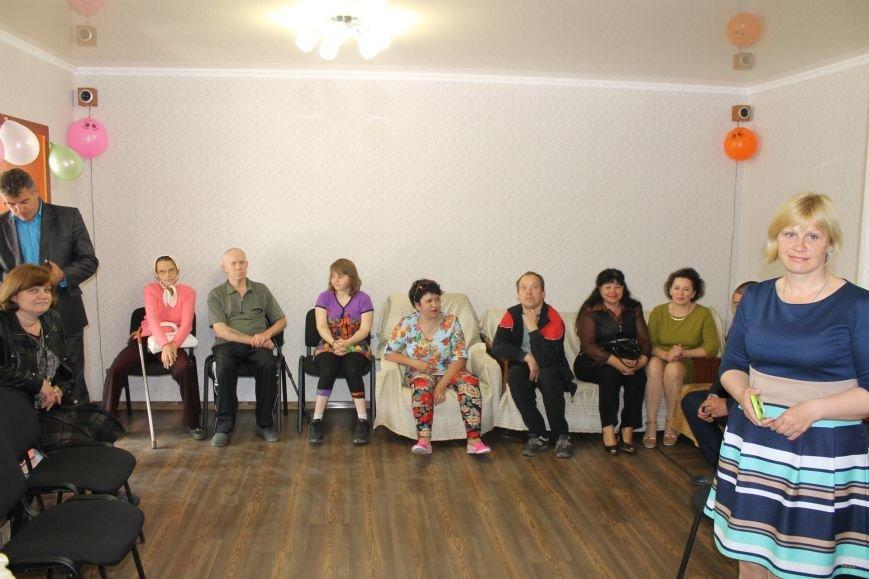 Открытие Центра местной активности в городе Белицкое, фото-16