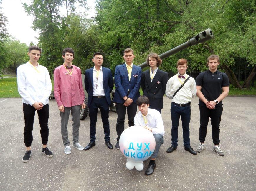 В школах Троицка прозвенел Последний звонок, фото-2