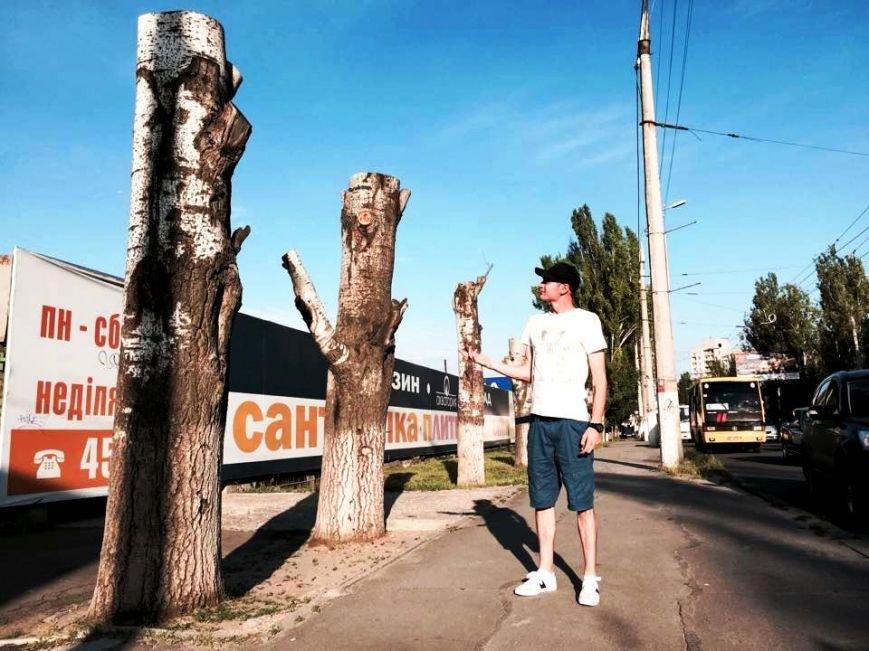 Специалист из Австралии в шоке от того, как в Херсоне следят за деревьями и готов переехать, чтобы помочь (фото), фото-1