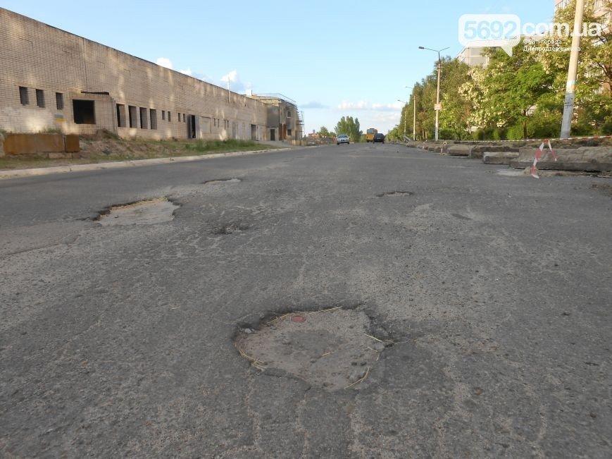В Каменском приступили к ремонту дороги на бульваре Независимости, фото-3