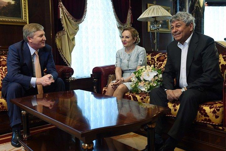 Ахметов встретился с Луческу и пообещал, что Мистер выведет «Шахтер» на «Донбасс Арену» (ФОТО), фото-2
