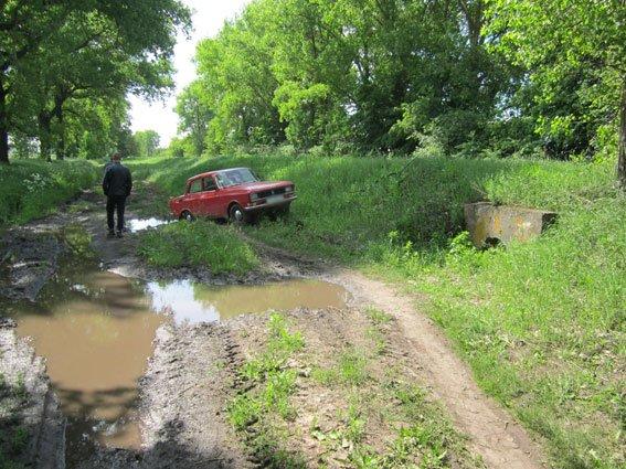 Нетрезвые студенты Ичнянского аграрного в жажде экстрима украли машину из лицея, фото-1