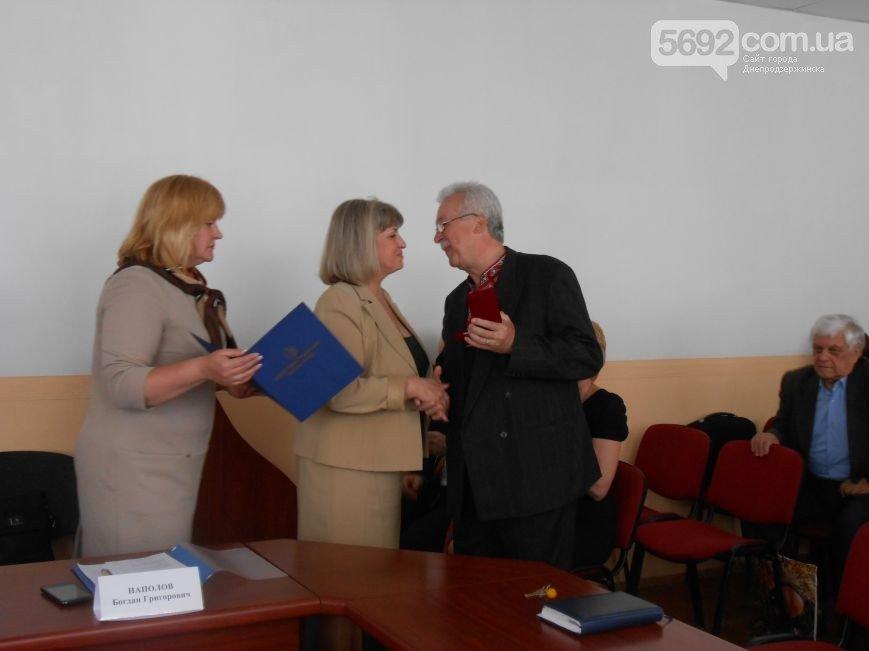 В Каменском наградили мать-героиню и участников ликвидации аварии на ЧАЭС, фото-3