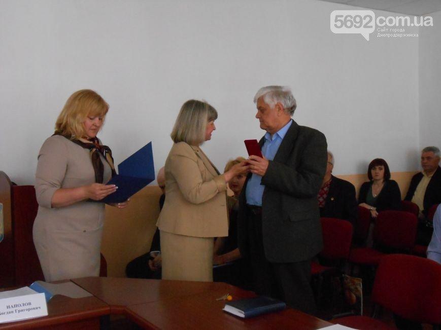 В Каменском наградили мать-героиню и участников ликвидации аварии на ЧАЭС, фото-4