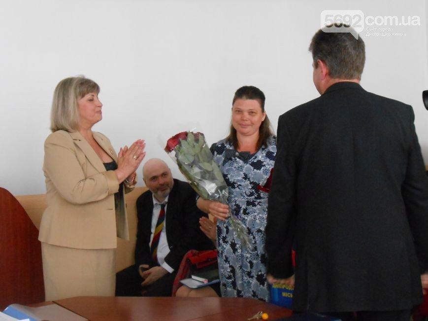 В Каменском наградили мать-героиню и участников ликвидации аварии на ЧАЭС, фото-2