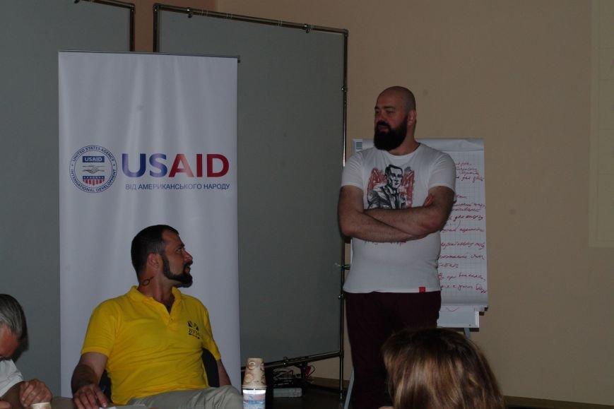 Активисты Бердянска учились проектному менеджменту  и эффективным коммуникациям, фото-1