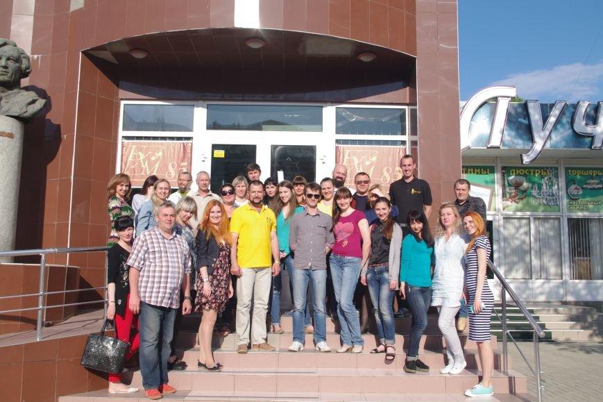 Активисты Бердянска учились проектному менеджменту  и эффективным коммуникациям, фото-2