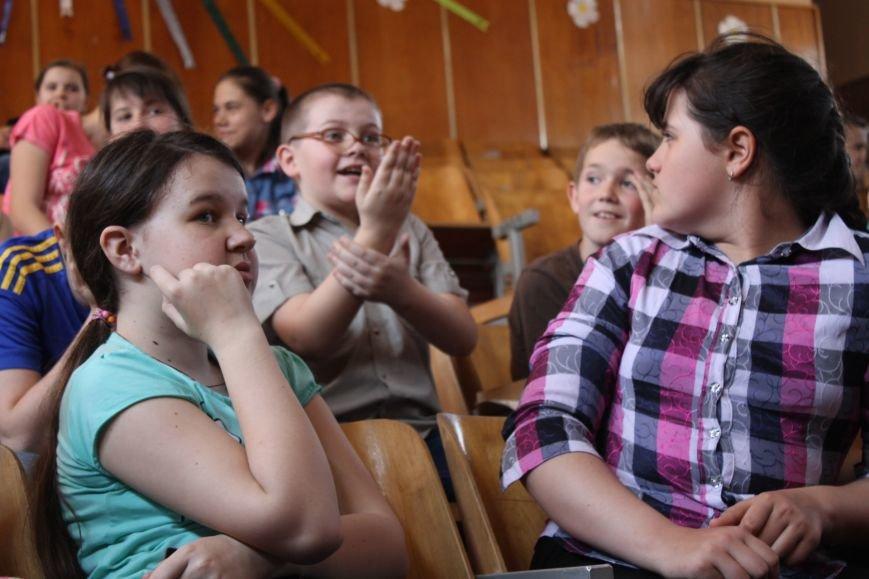 """""""Энергетика детям"""" - в школах Доброполья проводятся уроки по энергобезопасности, фото-6"""