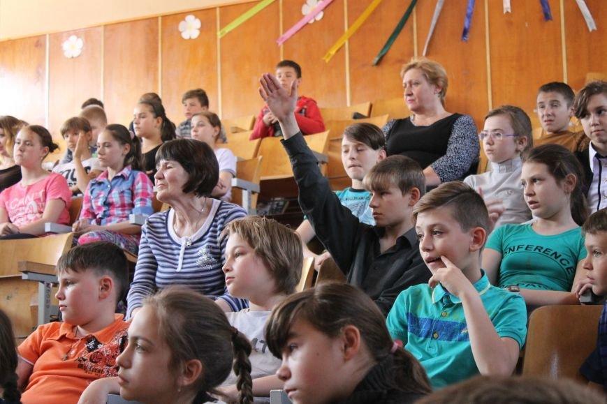 """""""Энергетика детям"""" - в школах Доброполья проводятся уроки по энергобезопасности, фото-4"""
