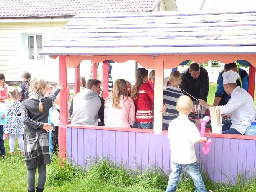 Максим Микитась організував свято для вихованців дитячого садочку села Пакуль, фото-2