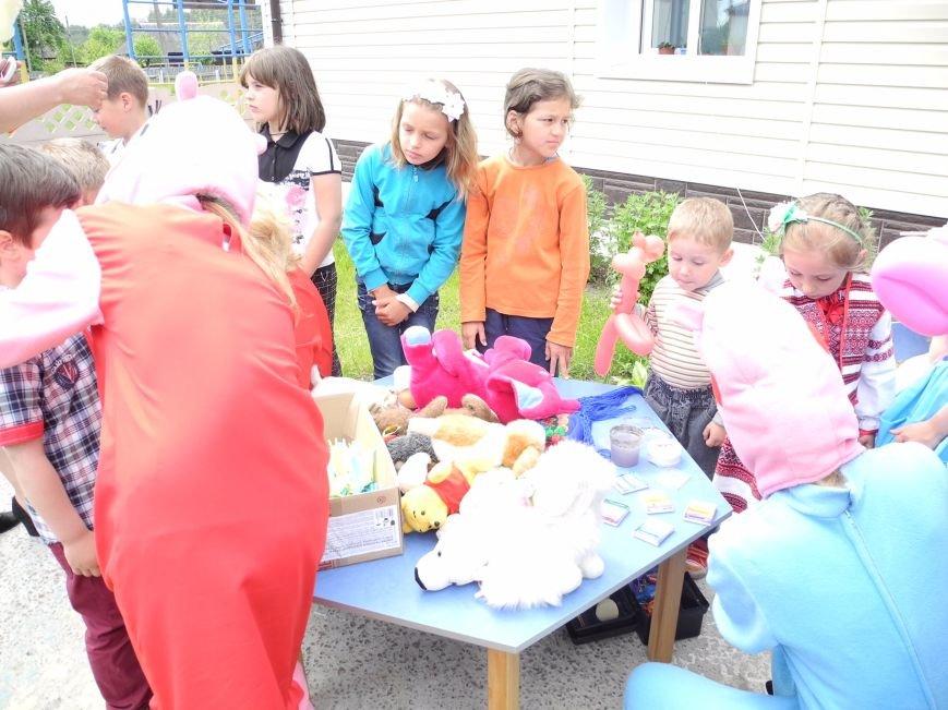 Максим Микитась організував свято для вихованців дитячого садочку села Пакуль, фото-4
