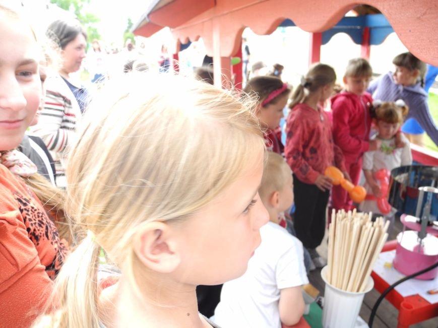 Максим Микитась організував свято для вихованців дитячого садочку села Пакуль, фото-3