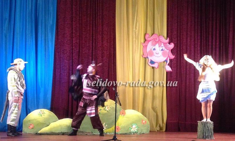 В Селидовском горном техникуме разразились аплодисменты и овации, фото-3