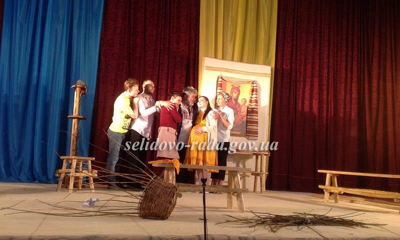 В Селидовском горном техникуме разразились аплодисменты и овации, фото-7