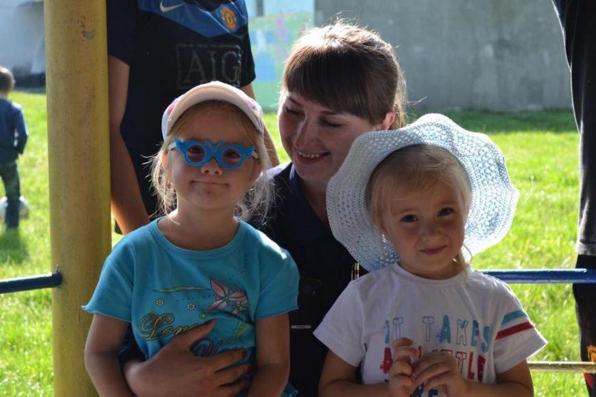 Чернівецькі патрульні відвідали притулок для дітей, фото-6