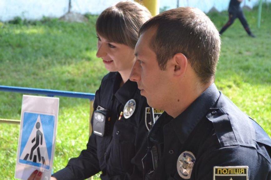 Чернівецькі патрульні відвідали притулок для дітей, фото-2