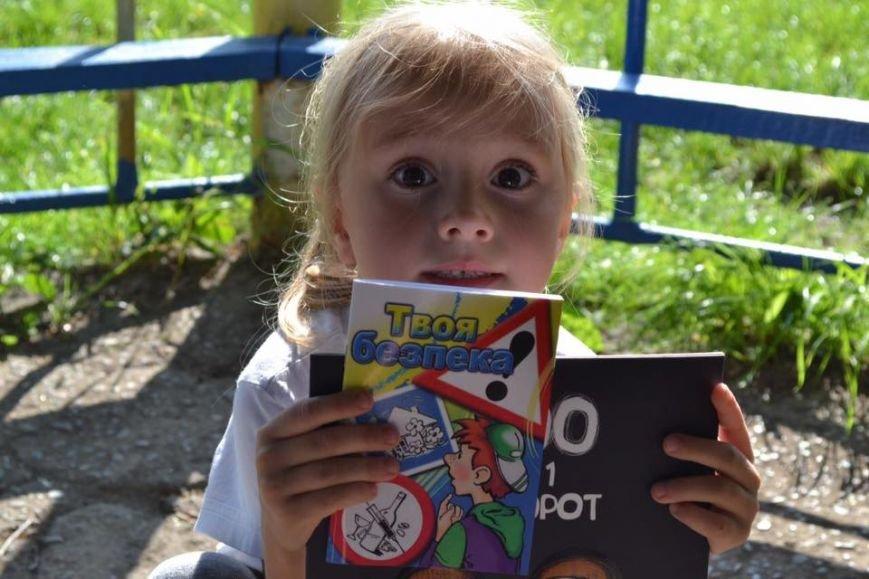 Чернівецькі патрульні відвідали притулок для дітей, фото-4