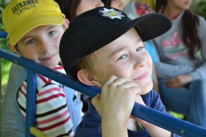 Чернівецькі патрульні відвідали притулок для дітей, фото-8