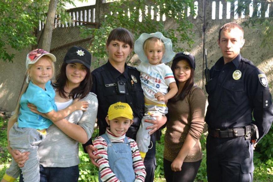 Чернівецькі патрульні відвідали притулок для дітей, фото-3