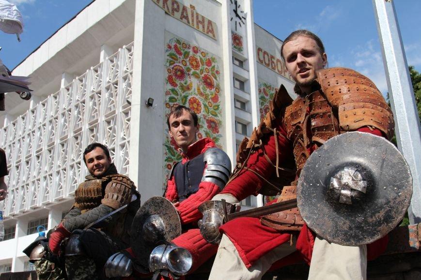Закрытие Х фестиваля «Классика сегодня»: в Каменском состоялось карнавальное шествие, фото-4