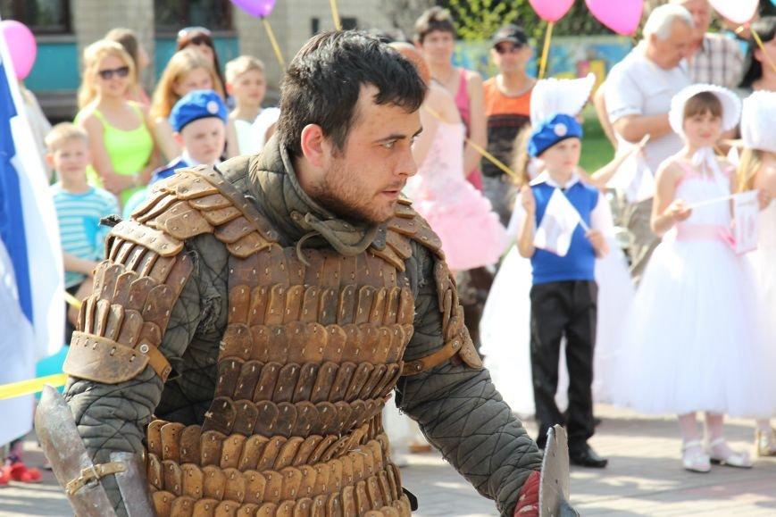 Закрытие Х фестиваля «Классика сегодня»: в Каменском состоялось карнавальное шествие, фото-8