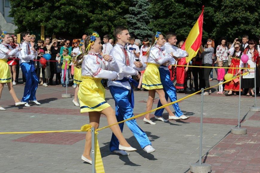 Закрытие Х фестиваля «Классика сегодня»: в Каменском состоялось карнавальное шествие, фото-5