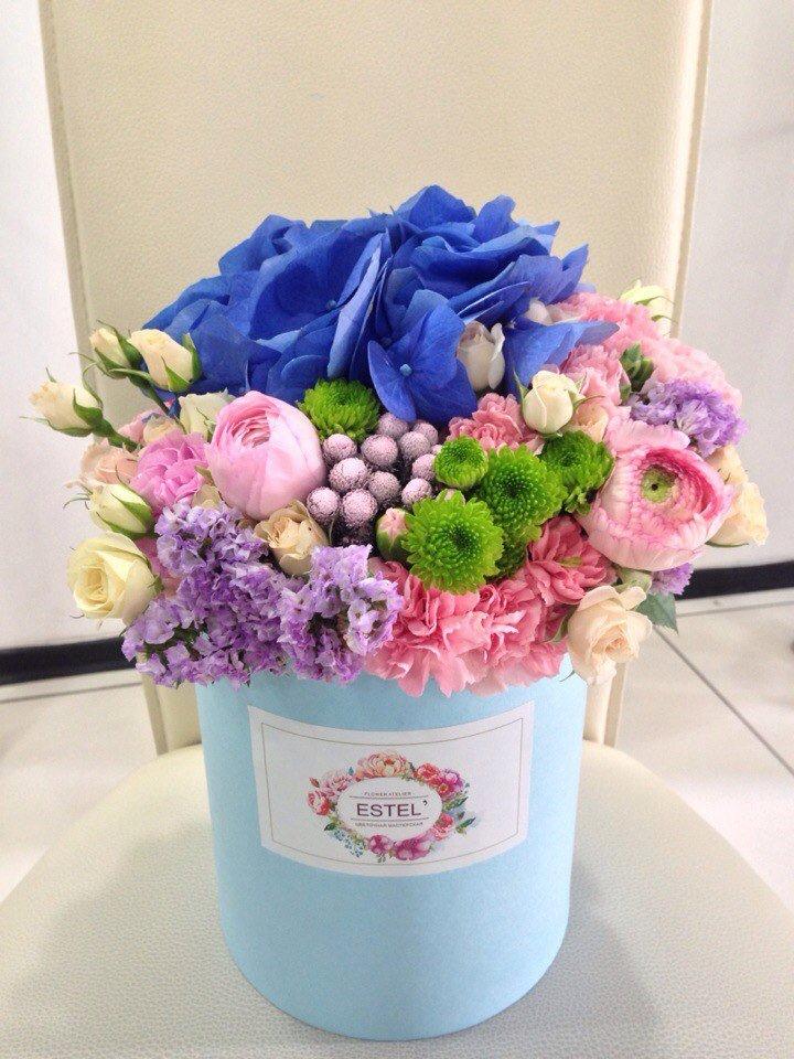 Красивые букеты к Дню Учителя в цветочной мастерской ESTEL', фото-1