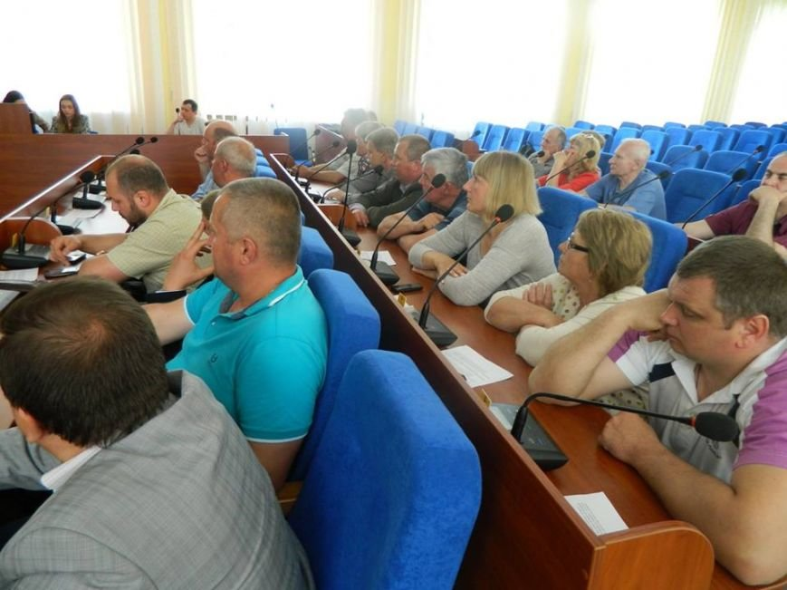 Депутати Новоград-Волинської районної ради навчалися голосувати з ситемою «ВІЧЕ» (ФОТО), фото-3